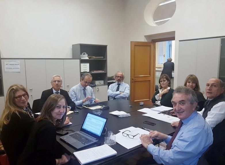 Tavolo di lavoro Morelli - Uncat