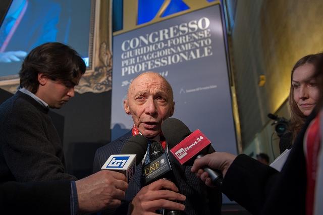 Guido Alpa - Interviste