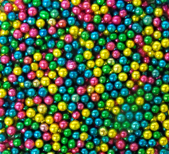Dragees di colore diverso