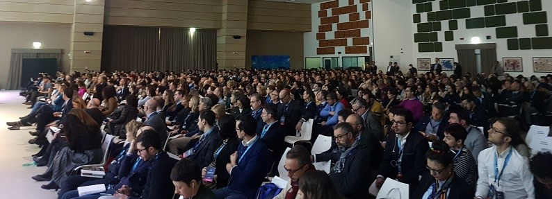 La sala piena al Philip Kotler Marketing forum di Bologna 2018