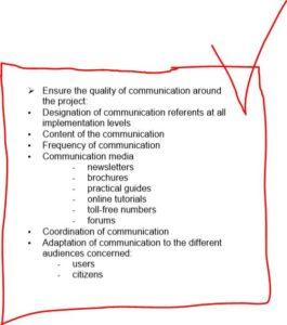 Gli strumenti di Comunicazione ClaMor